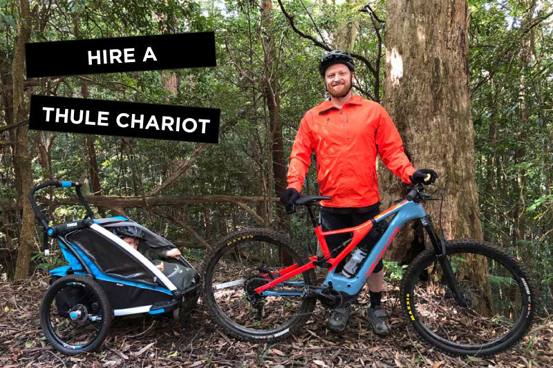 Hire a THULE Chariot and get out there!