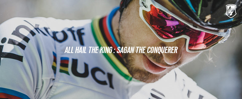 All Hail the King - Sagan The Conquerer