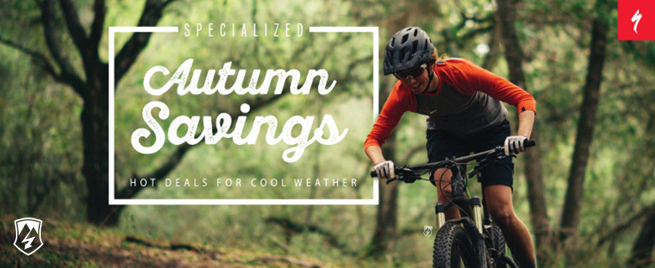 Specialized Autumn Sale Last Days