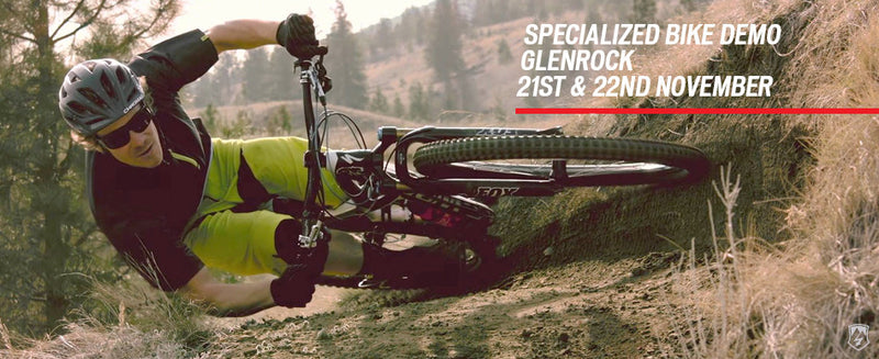Specialized Bike Demo Glenrock
