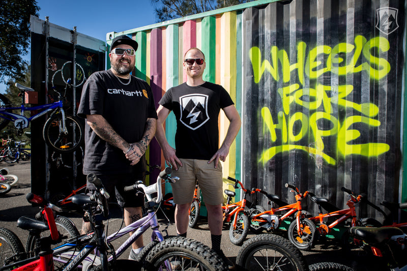 Wheels For Hope & Revolve