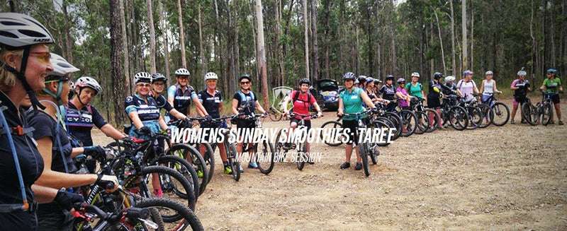 Womens Sunday Smoothies Mountain Bike Session - Taree