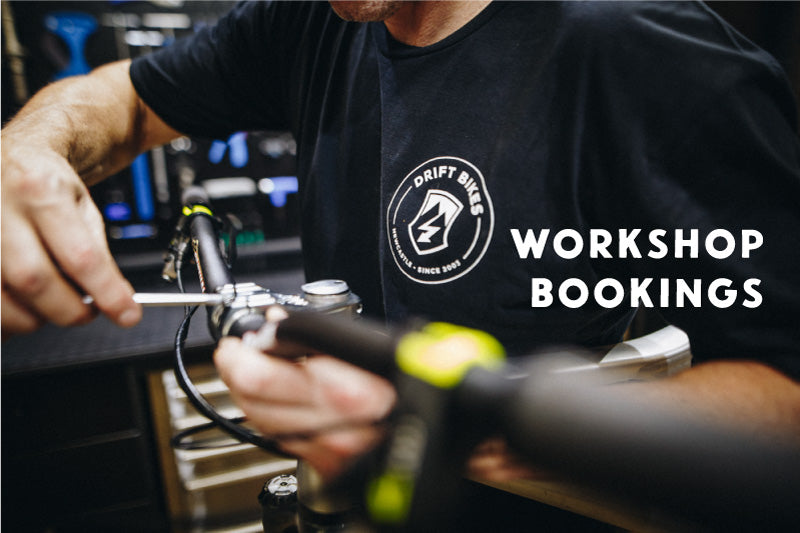 WORKSHOP OPEN - New Protocols for Bike Servicing and Repairs