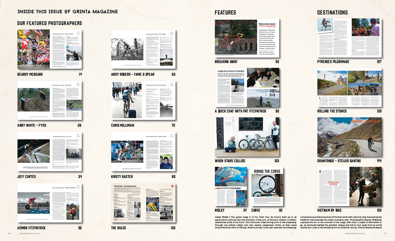 road cycling magazine