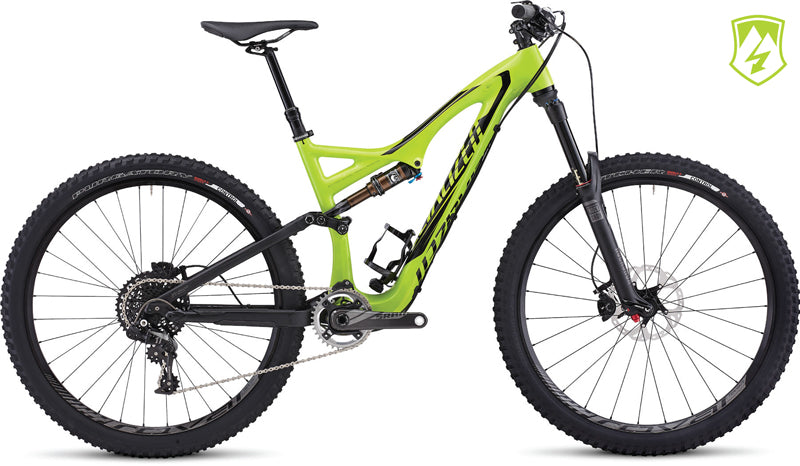 Specialized Stumpjumper FSR Carbon Expert Evo 650b