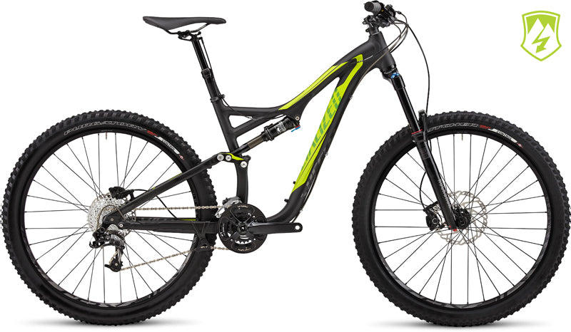 Specialized Stumpjumper FSR Comp Evo 650b