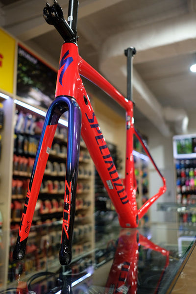 Specialized Allez Sprint Disc Frameset And Comp Now