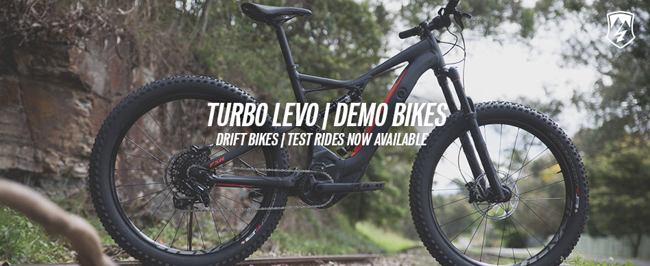 turbo levo demo ride