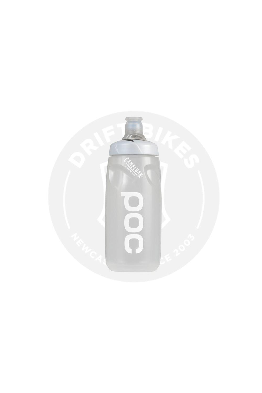 POC Race Drink Bottle Hydrogen White