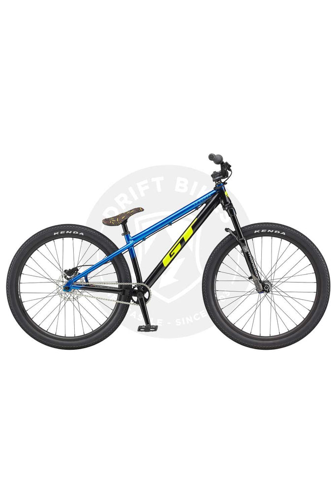 GT Bicycles 2021 Labomba Pro 26 Gloss Team Blue Mountain Bike