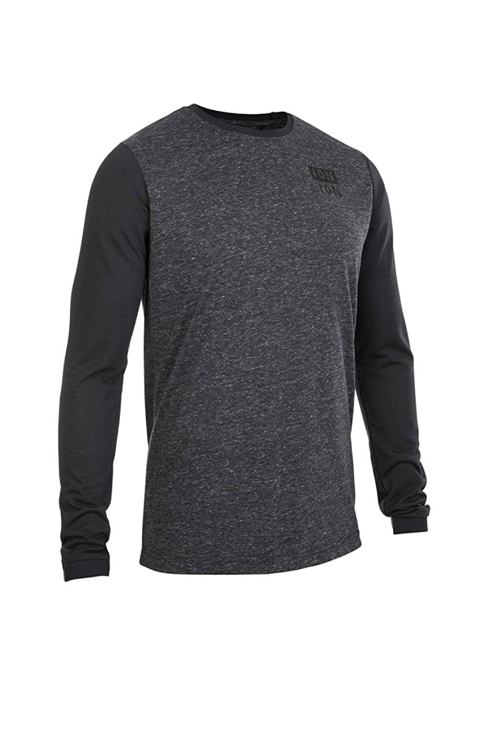 ION Mens Seek Long Sleeve MTB Jersey