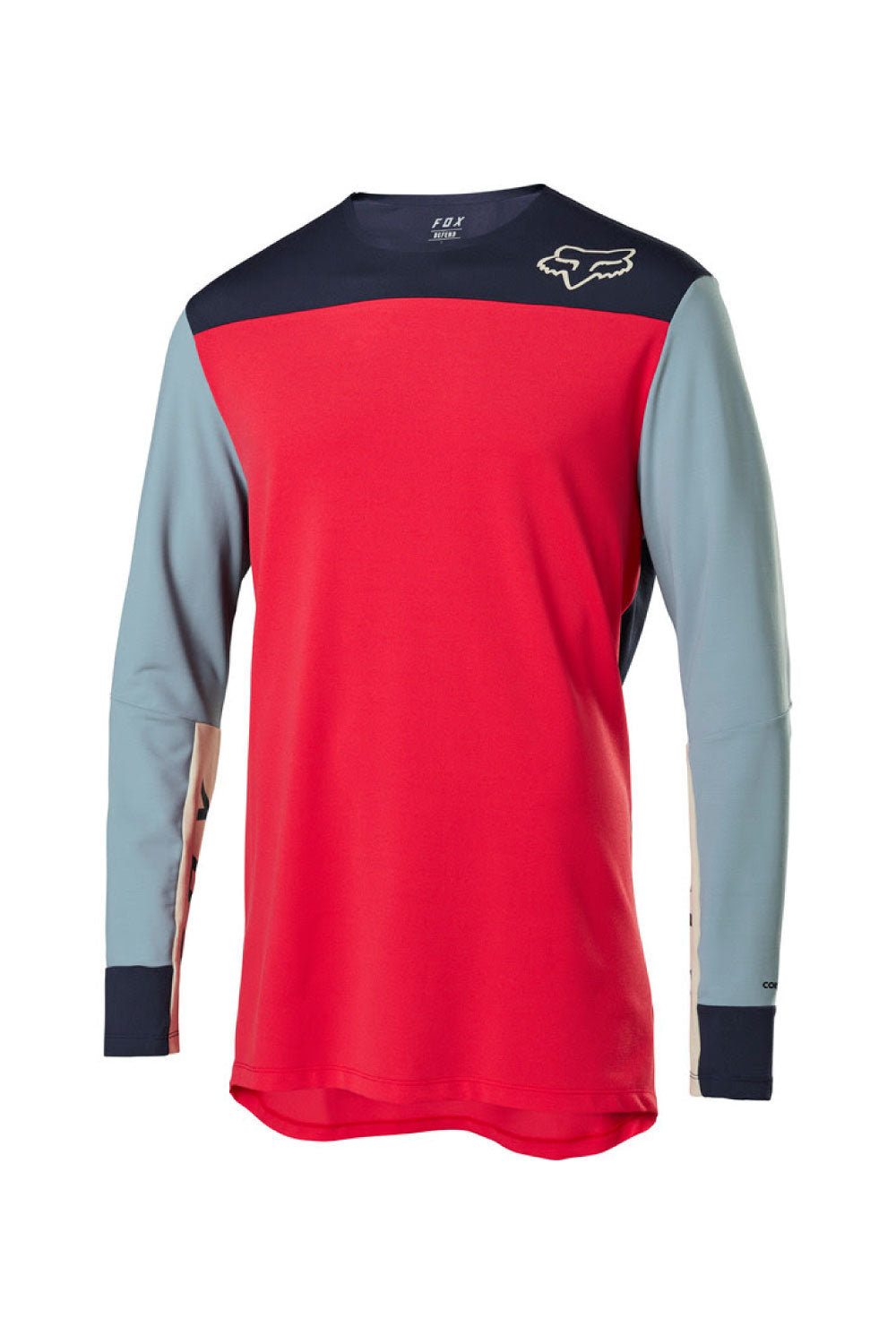 FOX 2020 Defend Delta Long Sleeve MTB Bike Jersey