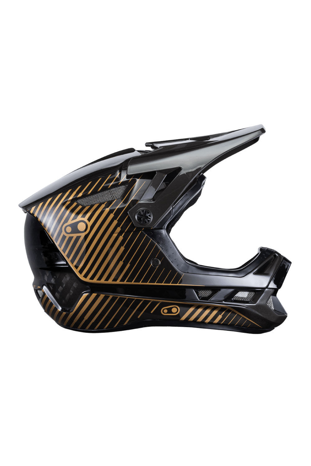 Crank Brothers X 100% Aircraft Men's Carbon MTB Bike Helmet with MIPS