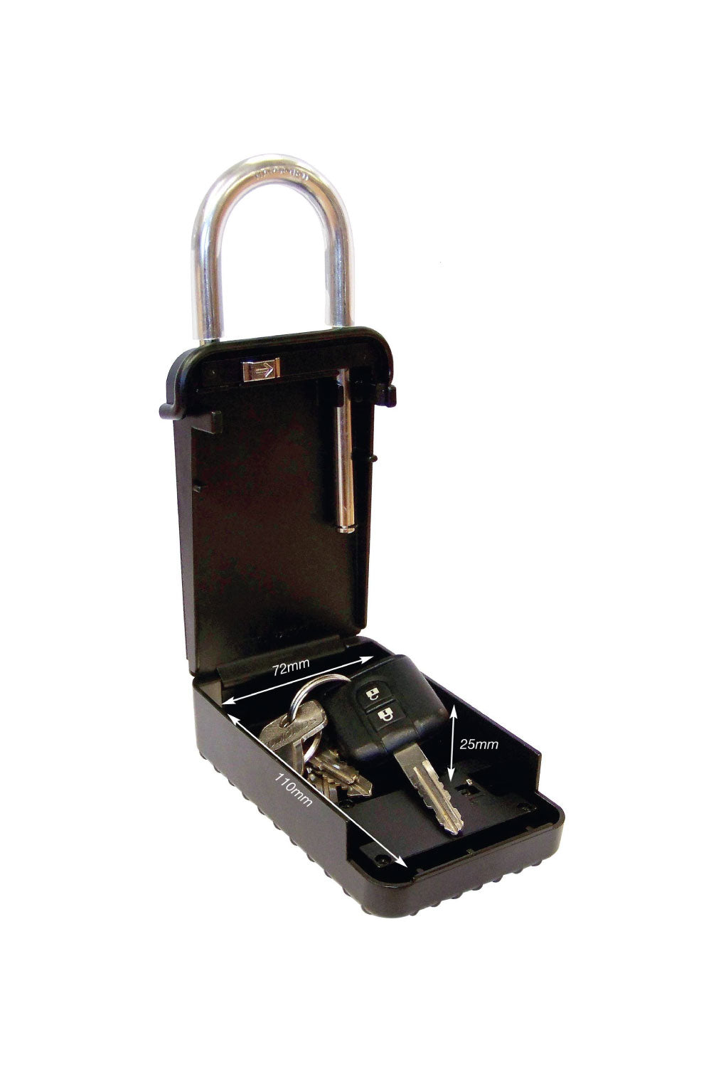 Seacured Keys Storage Car Lock Box