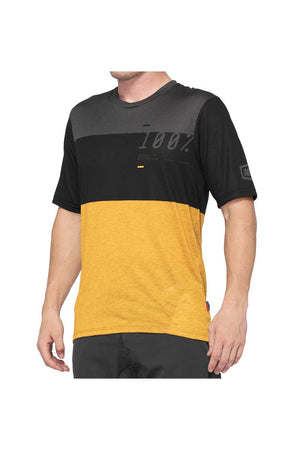100% AIRMATIC Short Sleeve MTB Bike Jersey