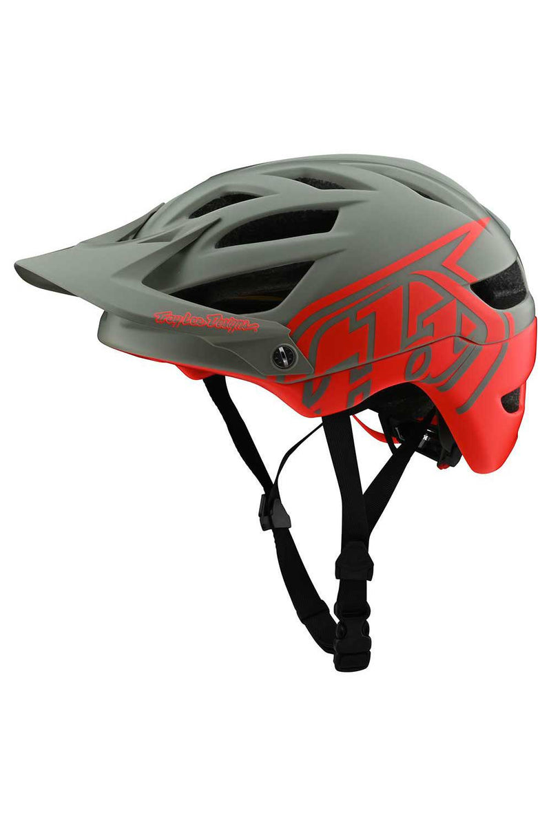 Troy Lee Designs 2020 A1 AS MIPS Classic Mountain Bike Helmet
