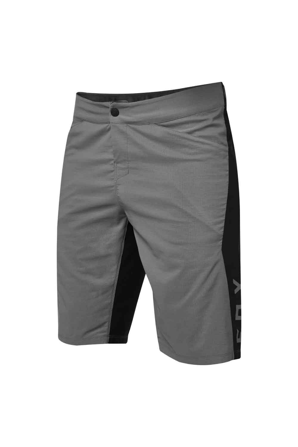 FOX Racing 2020 Men's Ranger Water MTB Bike Short Pewter