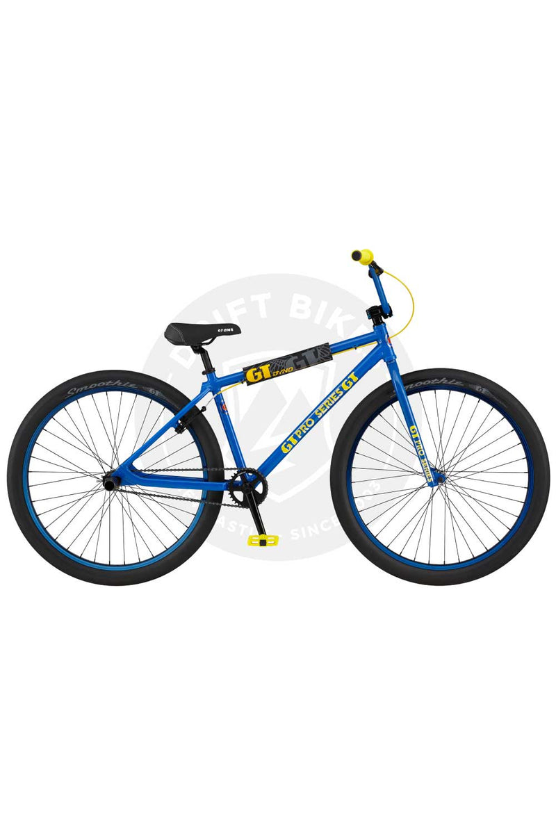 "GT Bicycles 2021 29"" Pro Series LTB BMX Gloss Blue"