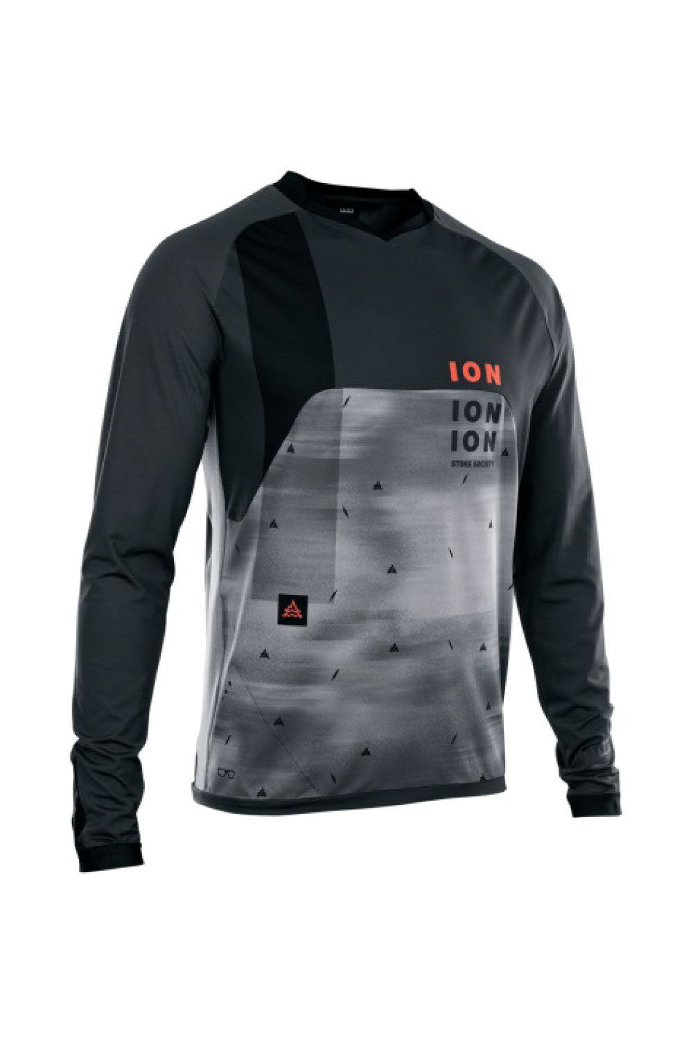 ION 2021 Traze Vent Long Sleeve MTB T-Shirt