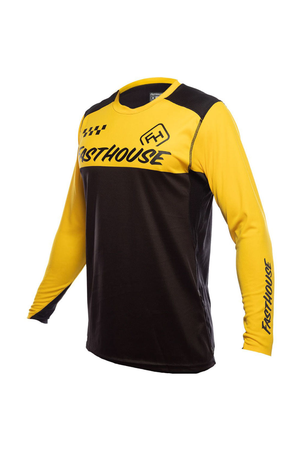 Fasthouse Alloy Block Long Sleeve MTB Jersey