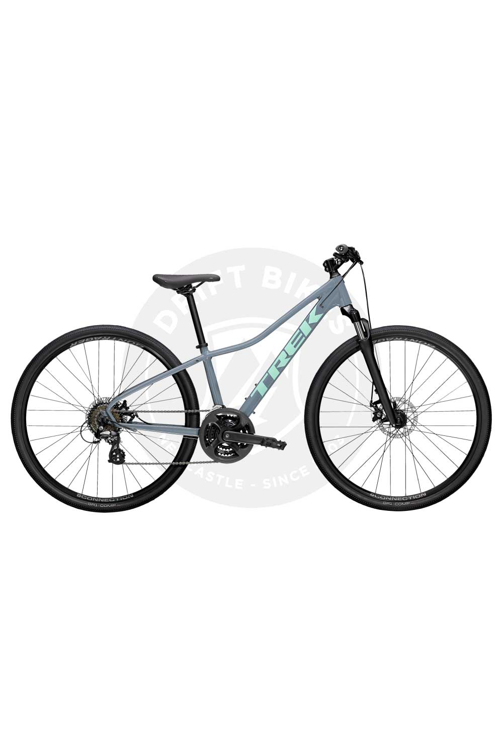 TREK 2021 Dual Sport 1 Women's Lifestyle Bike