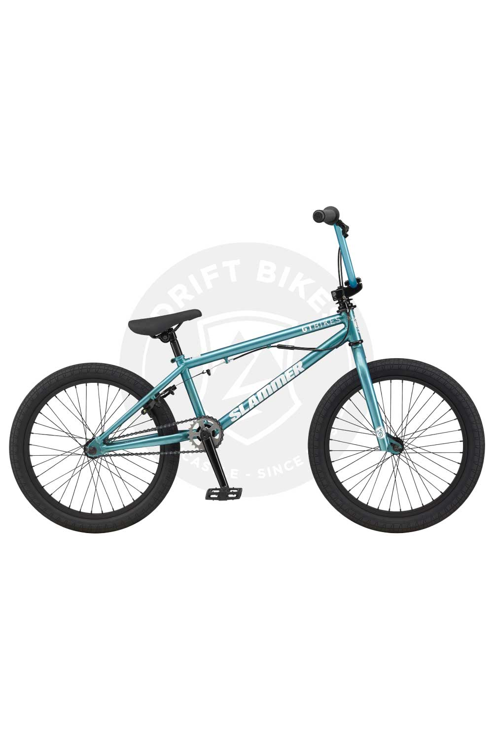"GT Bicycles 2021 Slammer 20"" BMX TT Gloss Mystic Mint"