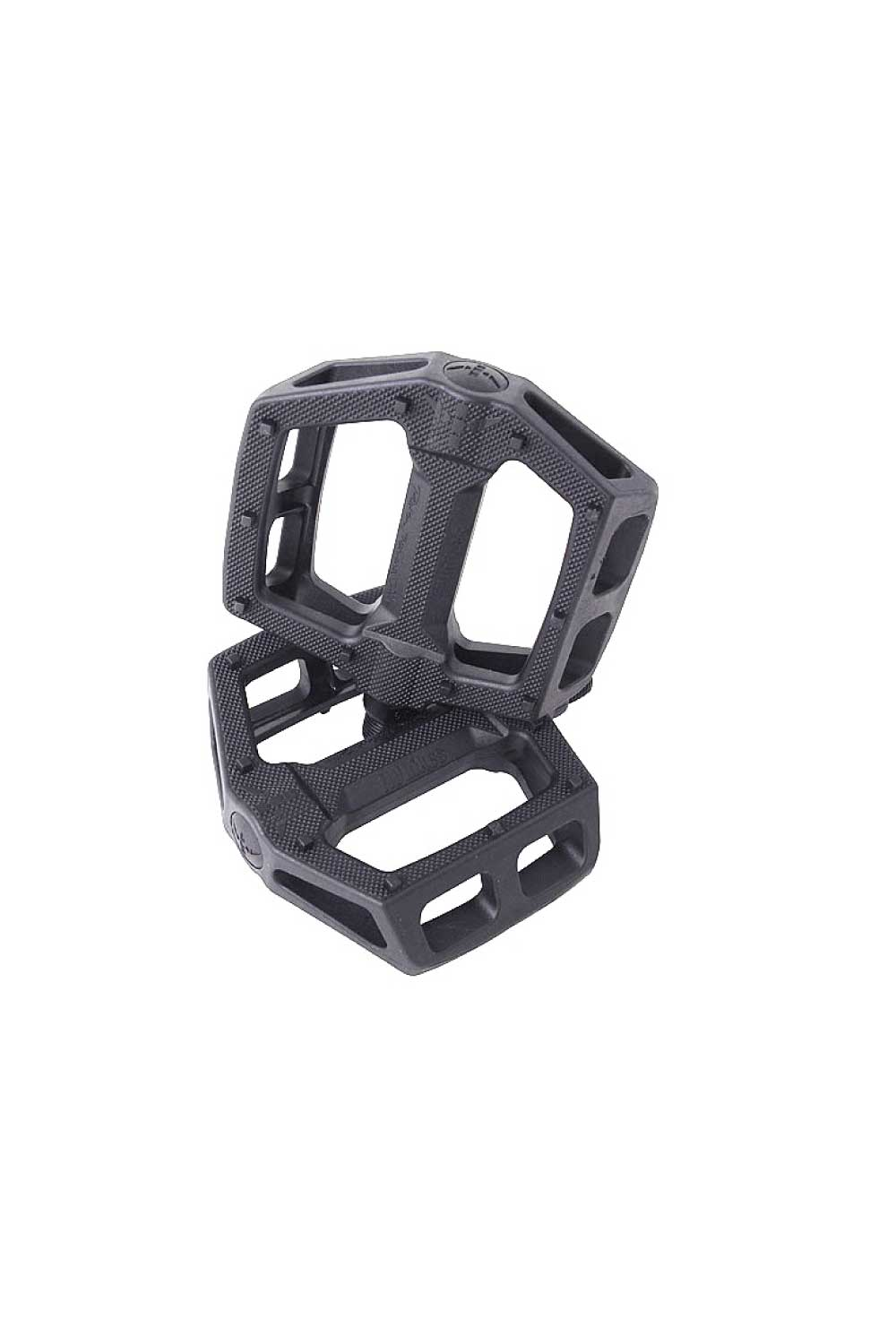 Fly Ruben Graphite Bike Pedals Black
