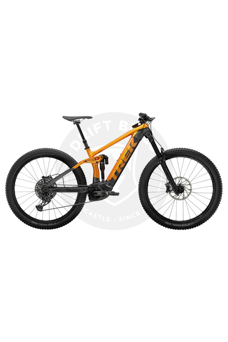 "TREK 2021 Rail 9 29"" E-Bike"