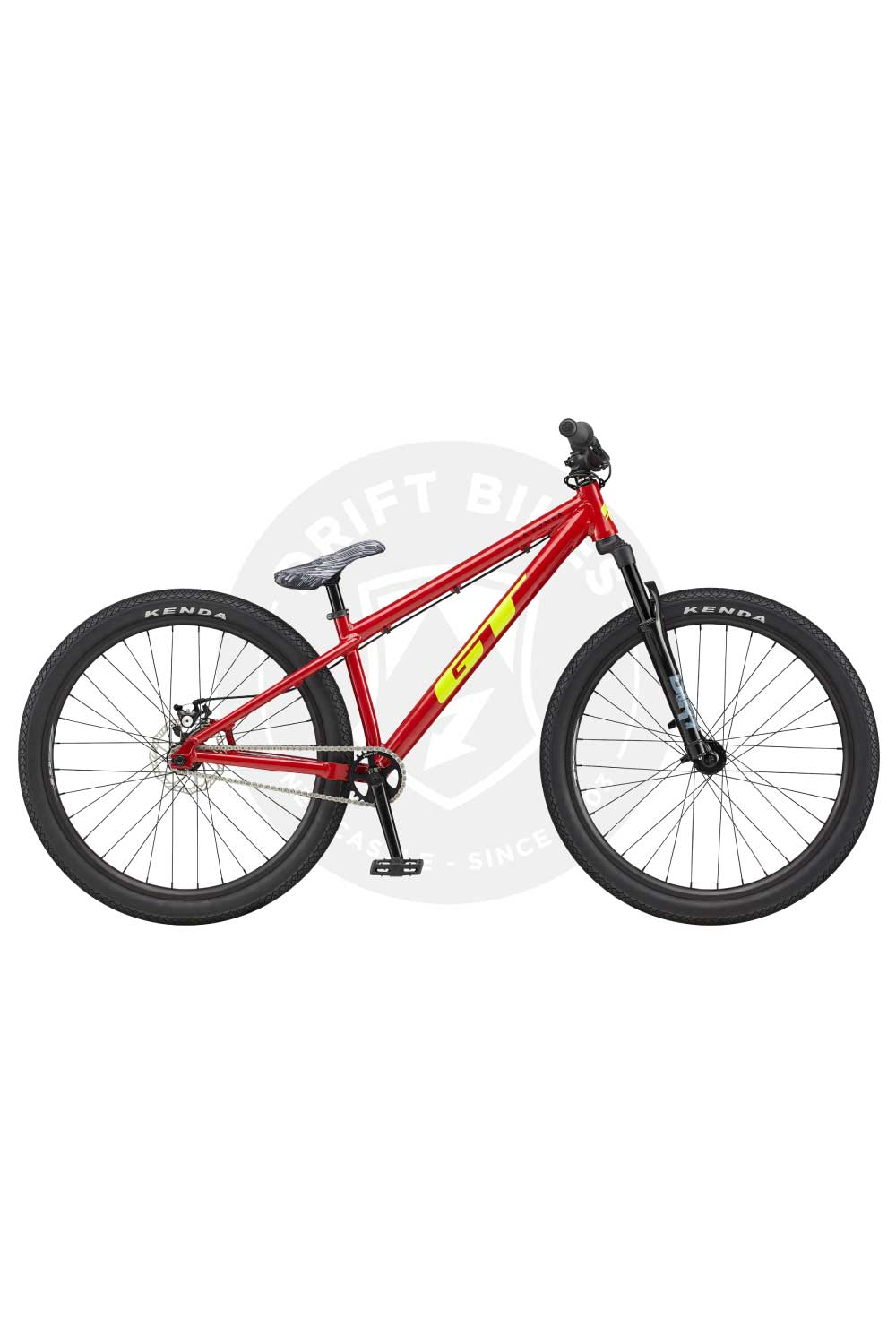 GT Bicycles 2021 Labomba 26 Gloss Mystic Red Mountain Bike