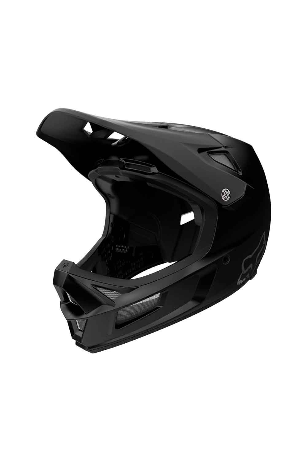 FOX Racing 2020 Rampage MIPS Comp MTB Bike Full Face Helmet Black
