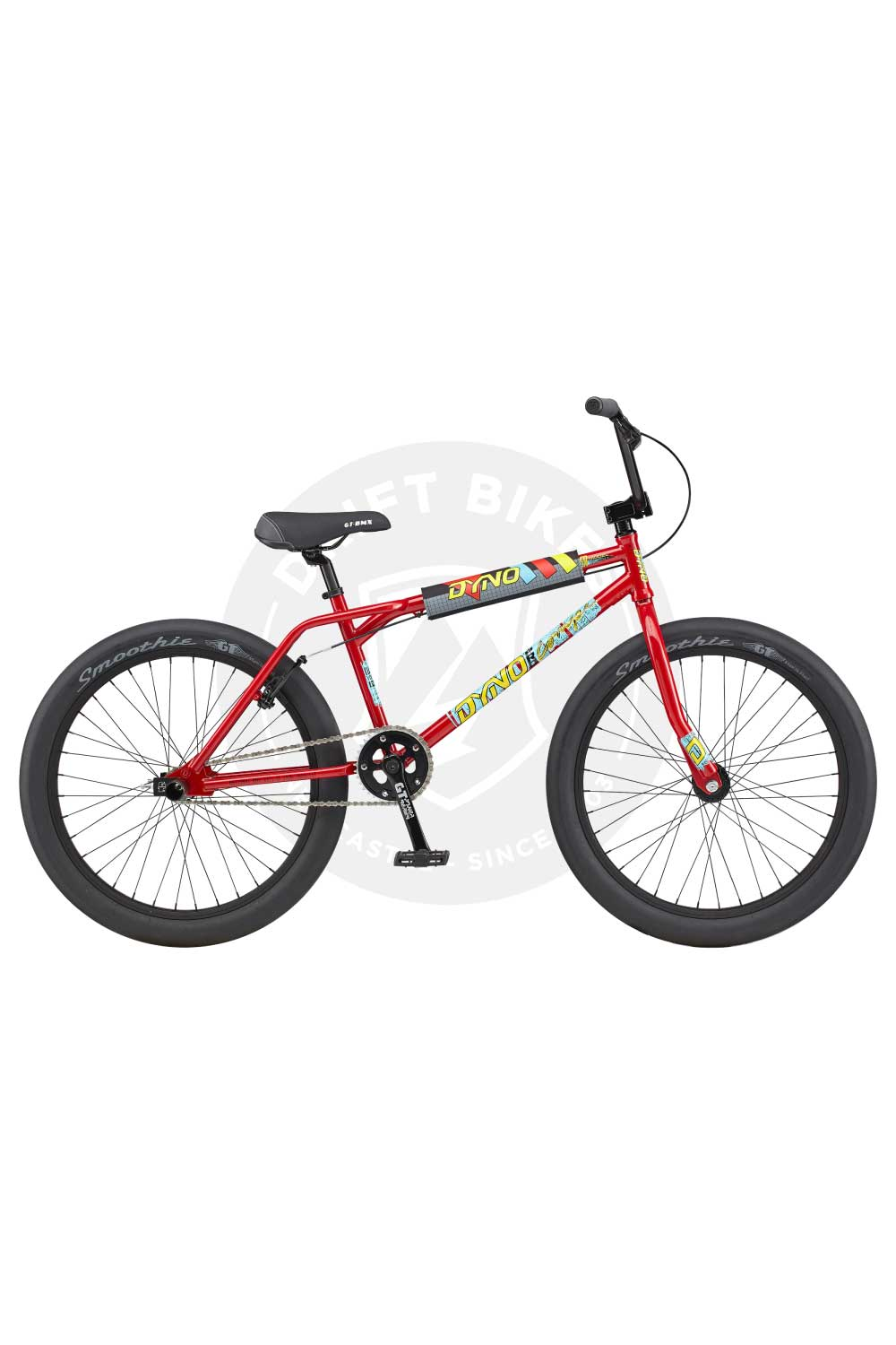 "GT Bicycles 2021 24"" DYNO Comp Pro BMX Heritage Gloss Red"