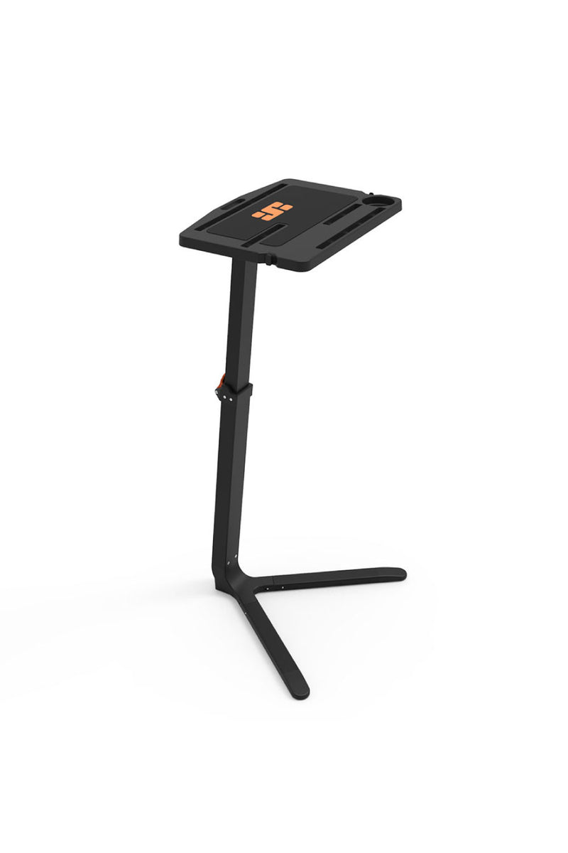 Jet Black Trainer Table
