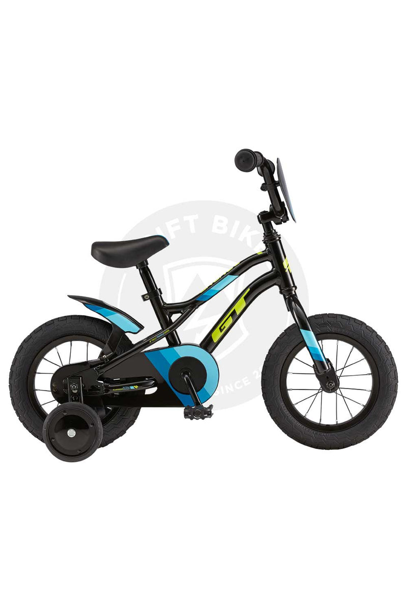 "GT Bicycles 2021 Grunge 12"" Kids Bike"