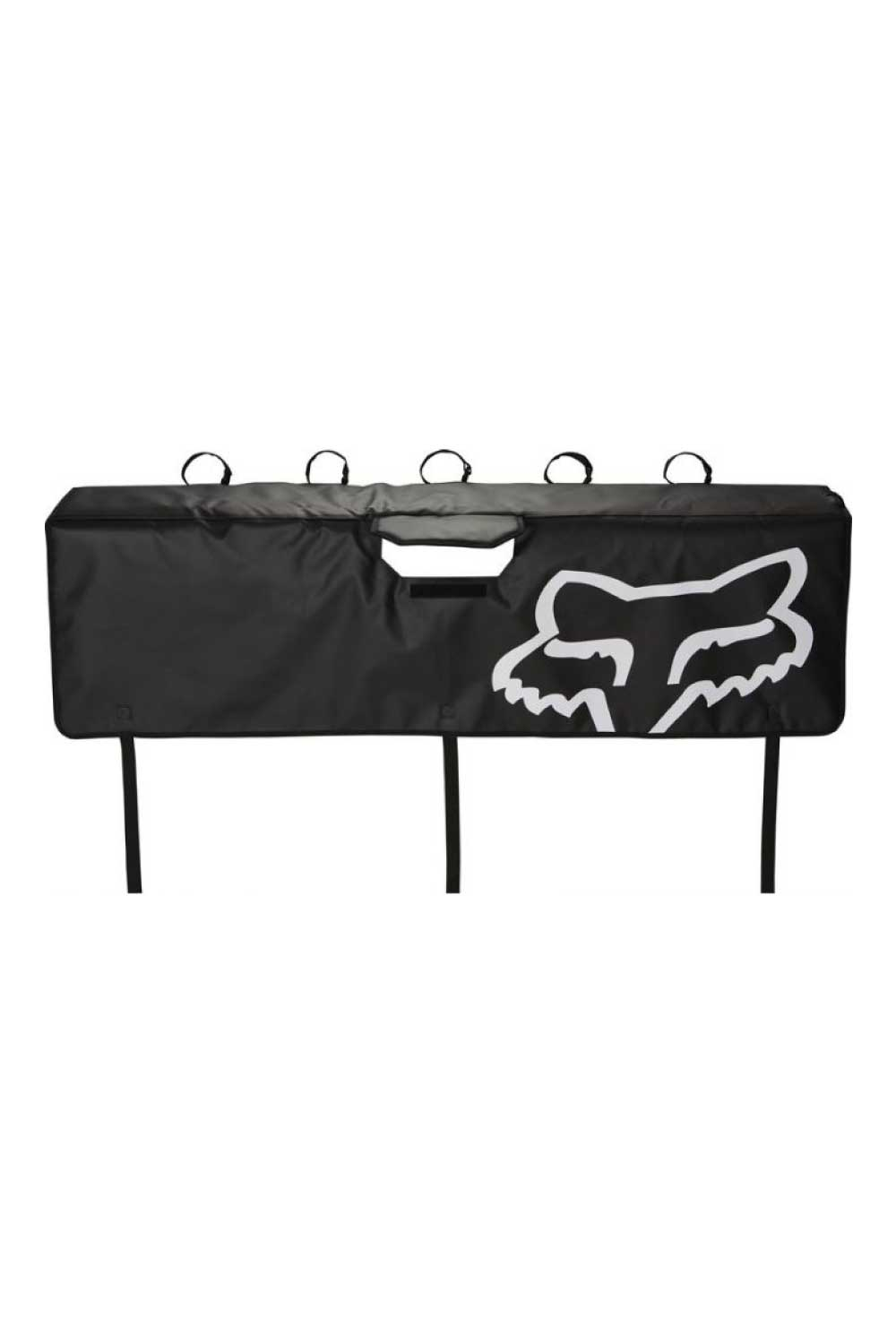 FOX Racing Black Car Ute MTB Bike Tailgate Cover 54 Inch