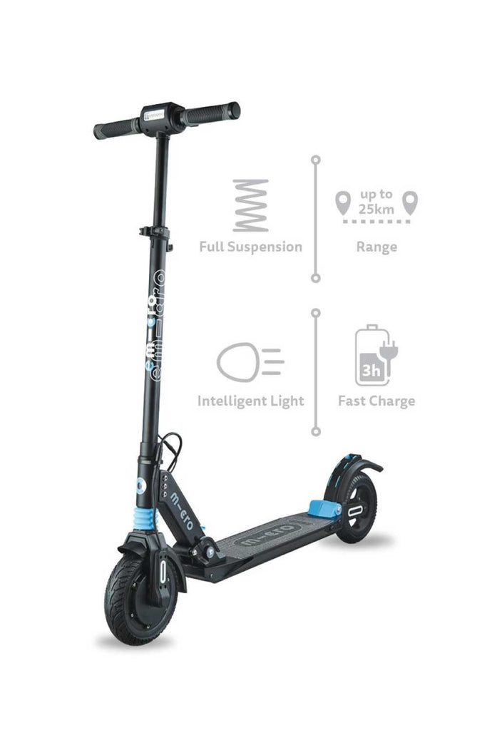 E-Mirco Merlin Electric Scooter