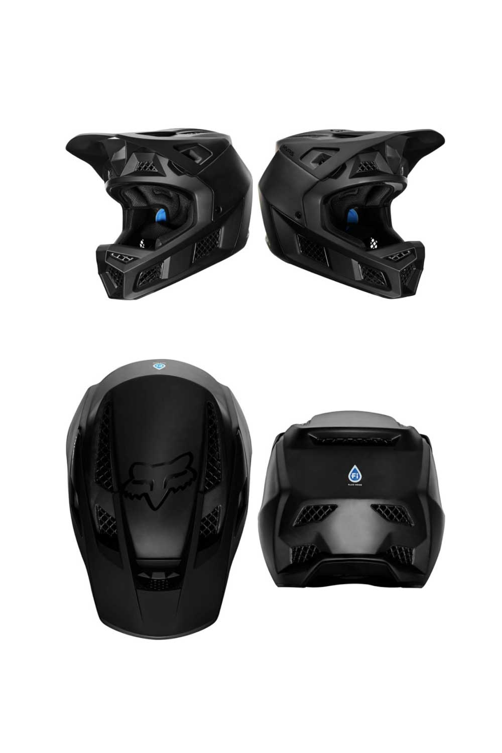 FOX Racing Rampage Pro Carbon MTB Helmet