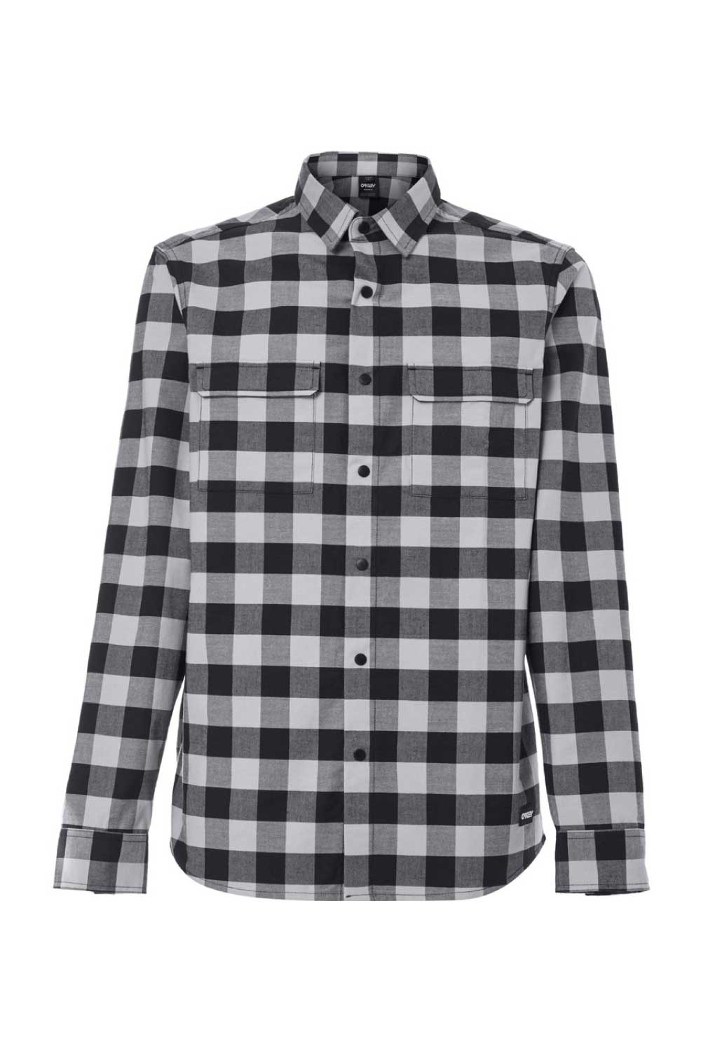 Oakley Checkered Ridge Long Sleeve Jersey