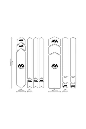 All Mountain Style AMS Frame Guard XXL