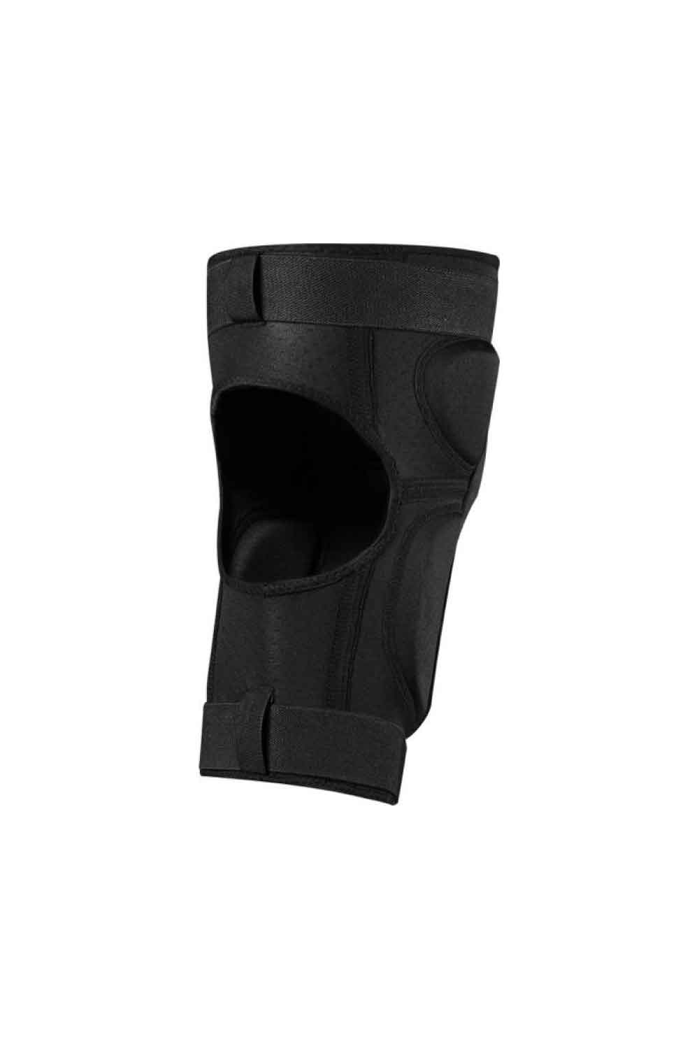 FOX Racing Launch D30 MTB Bike Knee Pads Black