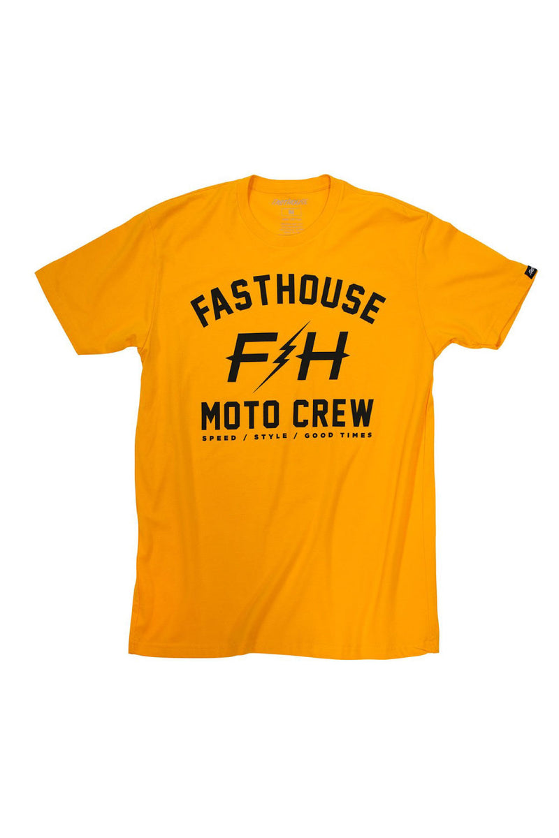 Fasthouse YOUTH Olden Tee Gold