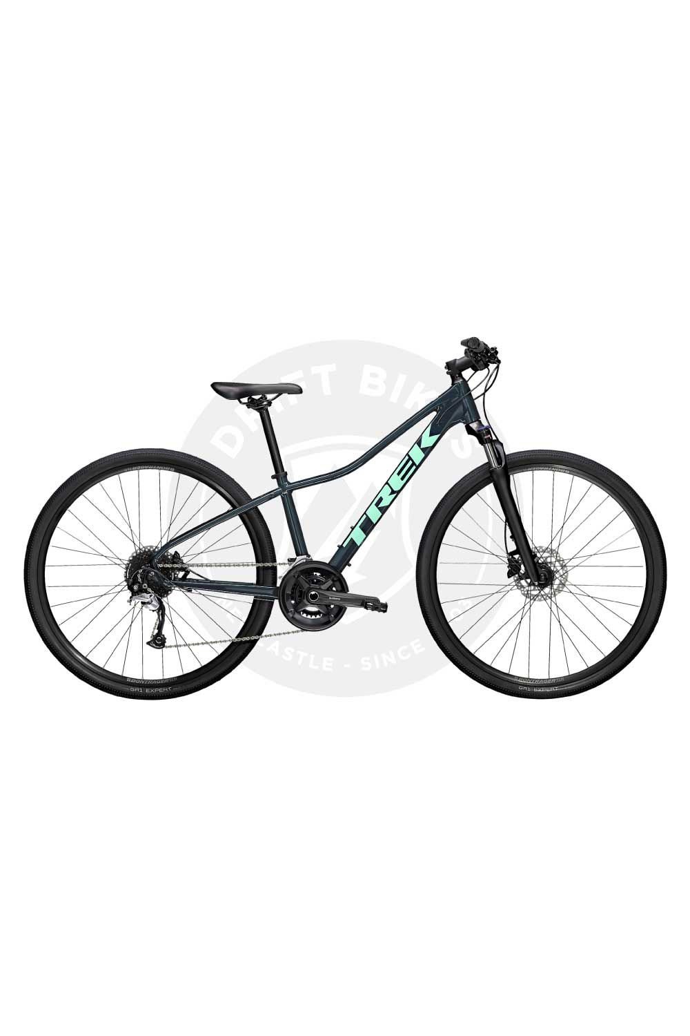 Trek 2021 Dual Sport 3 Women's Fitness Bike