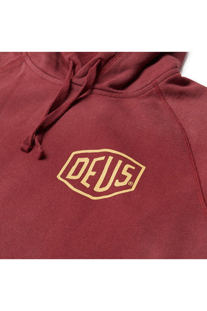 DEUS Sunbleached Camperdown Men's Crew Jumper