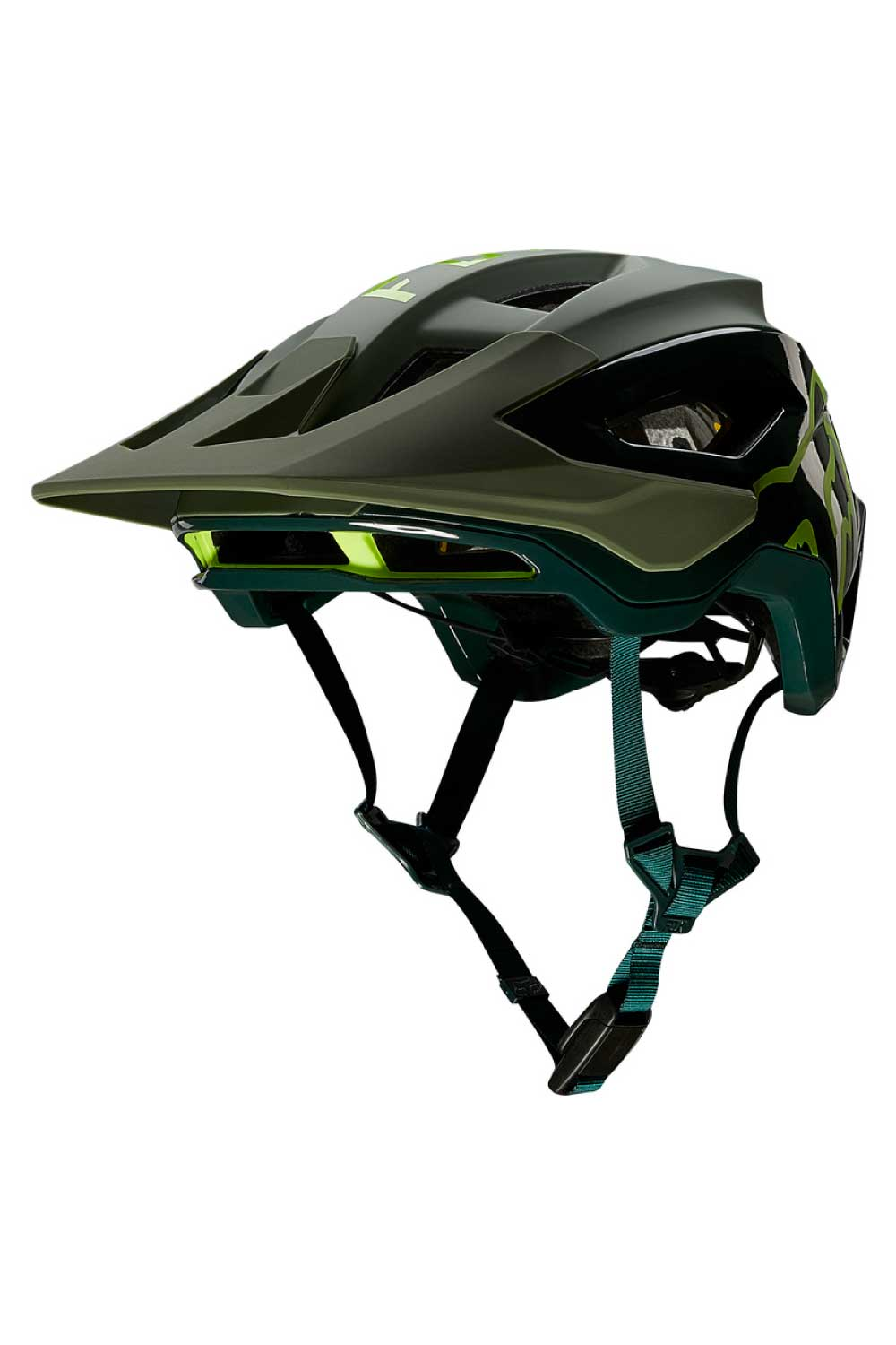 FOX Racing 2021 Speedframe Men's Pro MTB Helmet