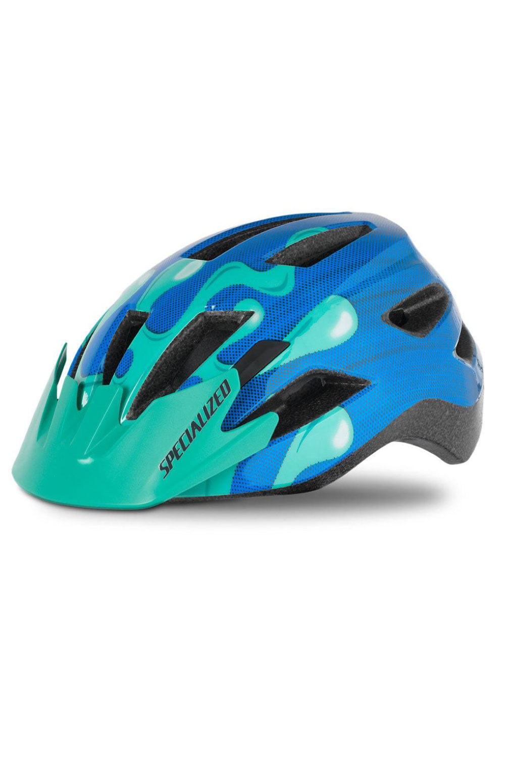 Specialized Shuffle Standard Buckle Youth Mountain Bike Helmet (7-10 years old)