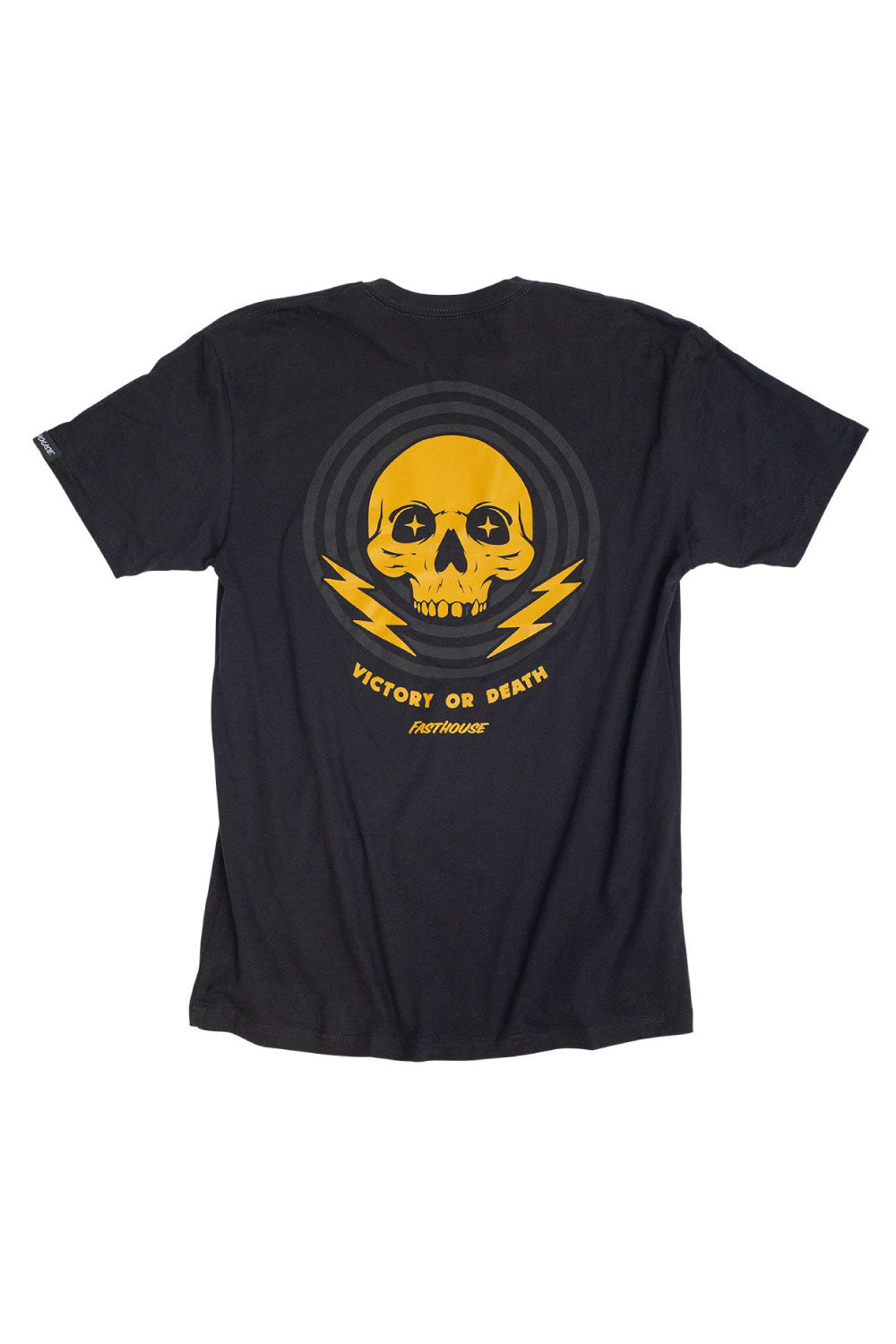 Fasthouse Victory or Death T-Shirt Black