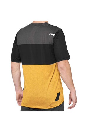 100% 2020 AIRMATIC Short Sleeve MTB Bike Jersey