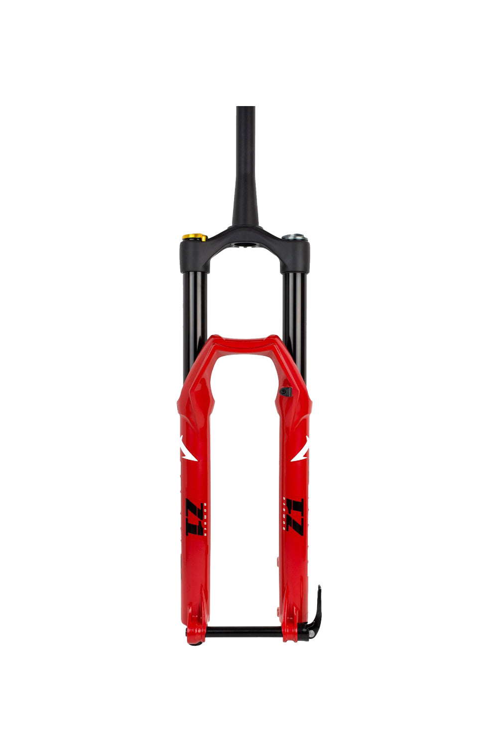 "Marzocchi Bomber Z1 29"" Fork 170mm Travel Gloss Red"