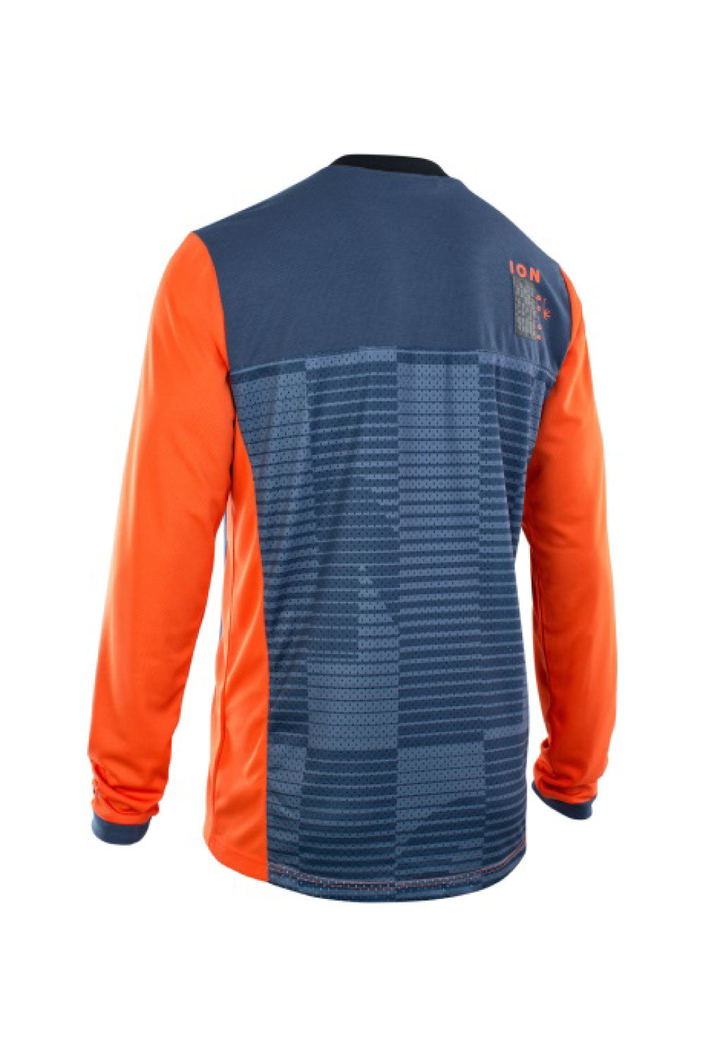 ION 2021 Scrub Mesh Long Sleeve MTB T-Shirt