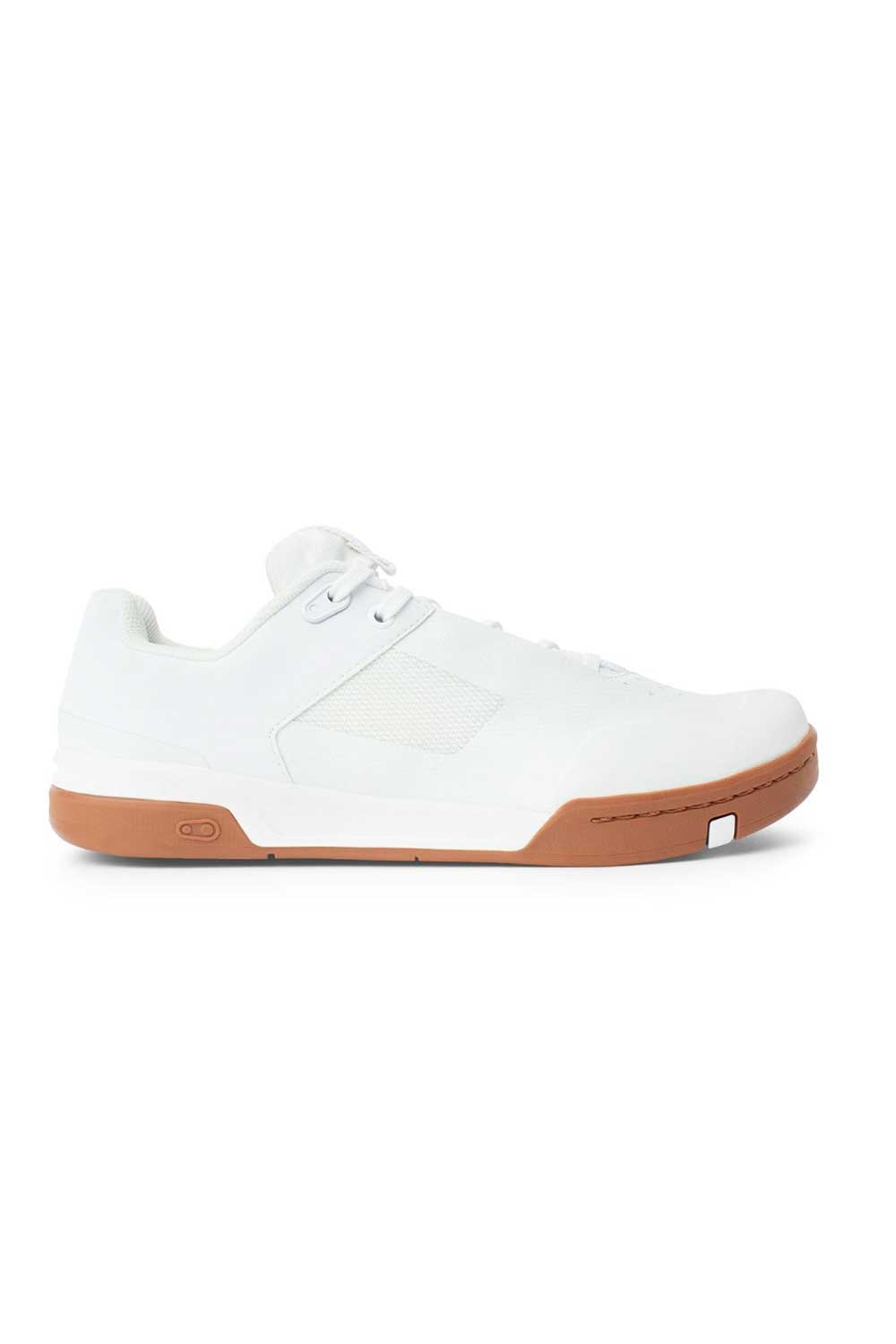 WHITE / WHITE W/ GUM SOLE