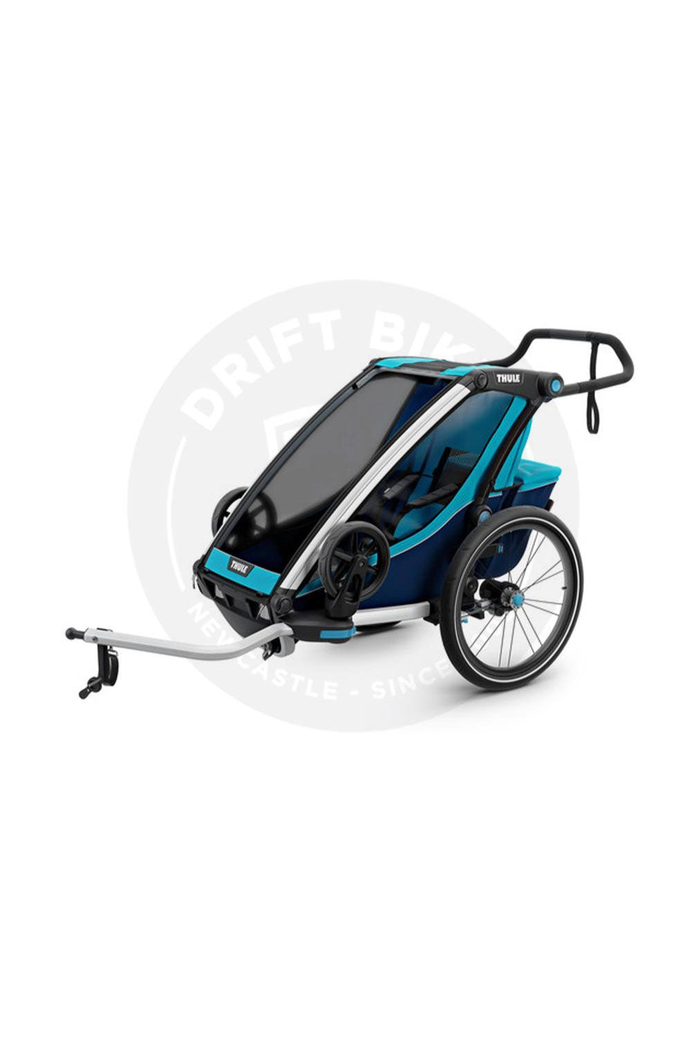 THULE CHARIOT CROSS 1 CHILD BLUE